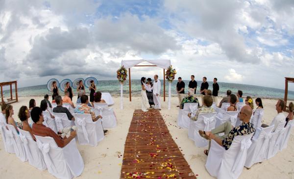 Top 3 Hotels For A Wedding In Playa Del Carmen