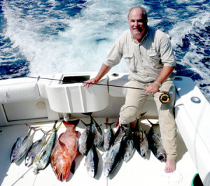 Best locations for cozumel fly fishing for Fly fishing cozumel