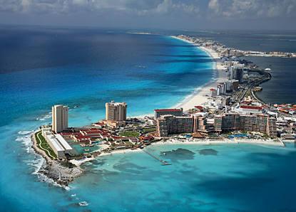 Cancun Spring Break, Go Blue Tours.