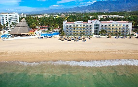 Spring Break in Puerto Vallarta, Mexico with Go Blue Tours.