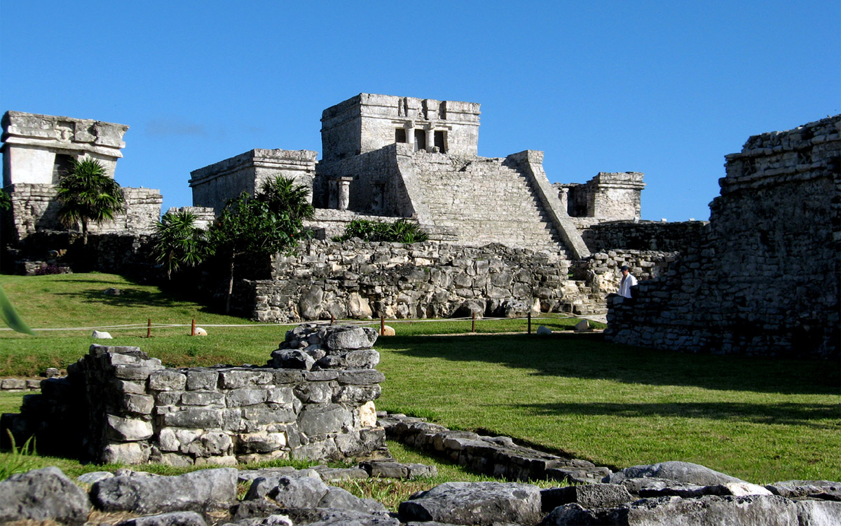 Tour de las Ruinas mayas antiguas