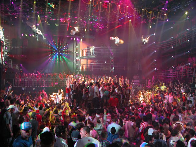 Cancun Spring Break Party Packages
