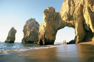 Lover's Beach, Cabo San Lucas Mexico