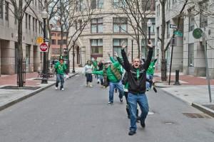 Boston's Irish Pub Challenge