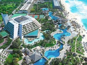 Oasis Cancun Spring Break
