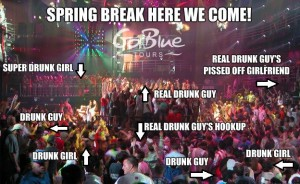 Spring Break Cancun Club - Go Blue Tours