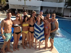 University of Pittsburgh Spring Break Cancun