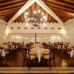 Buenaventura dining inside
