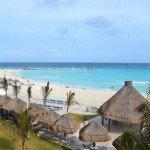 krystal cancun spring break with kansas state relaxing beach