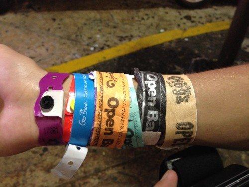 party bracelets