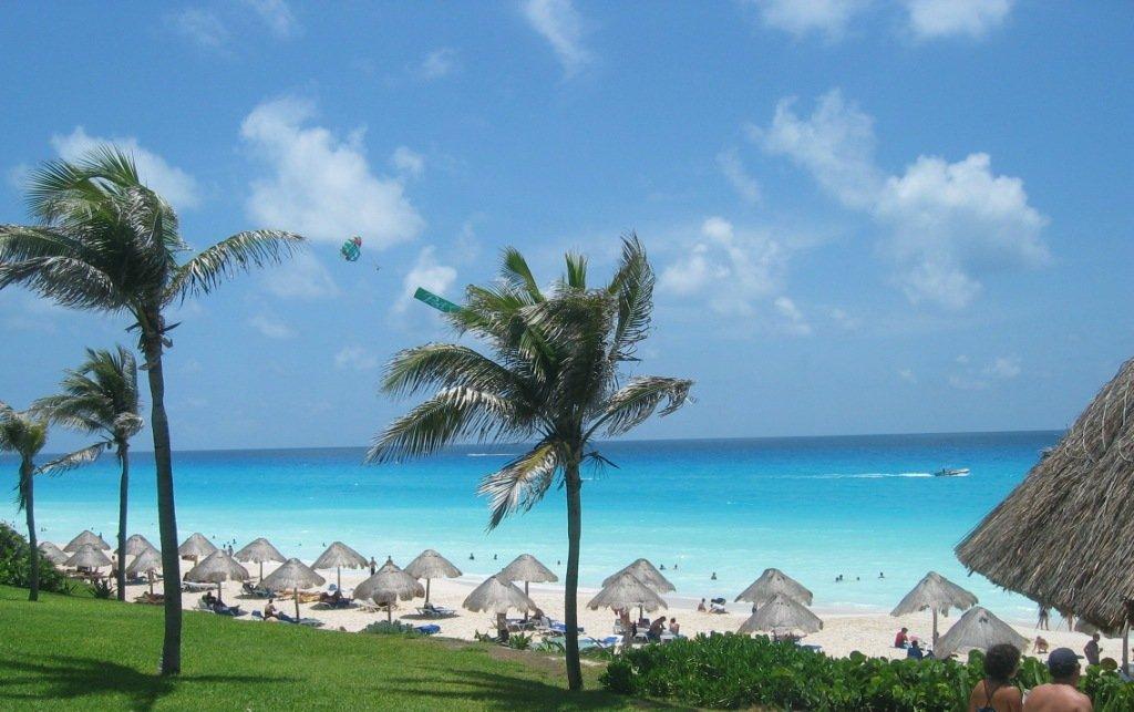 Cancun - beachfront