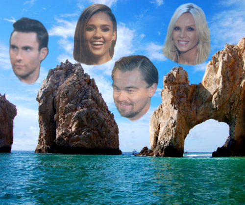 why Cabo San Lucas - Celebrities