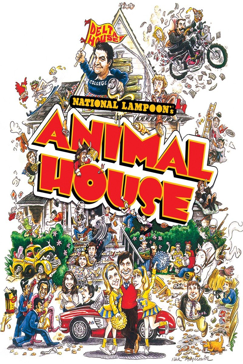 Animal House - Top 5 Movies
