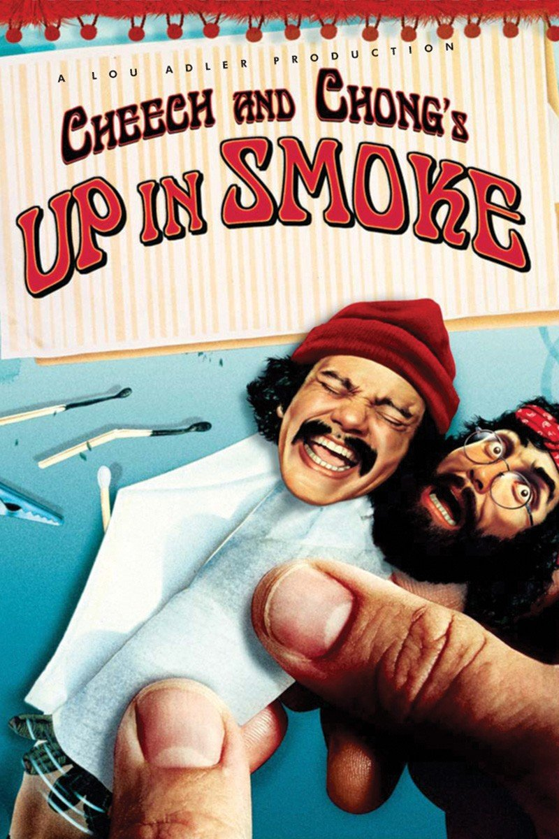 Cheech and Choong Up in smoke - Top 5 Movies