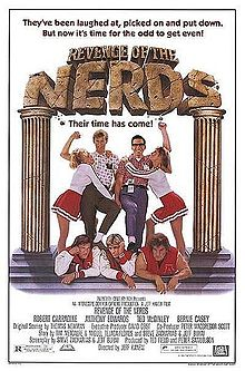 Revenge of the nerds - Top 5 Movies