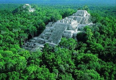 ruins - chichen itza and tulum