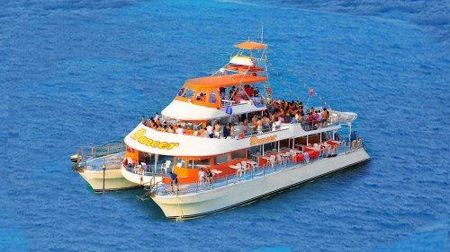 Dancer Boat - Awesome Spring Break in Cancun