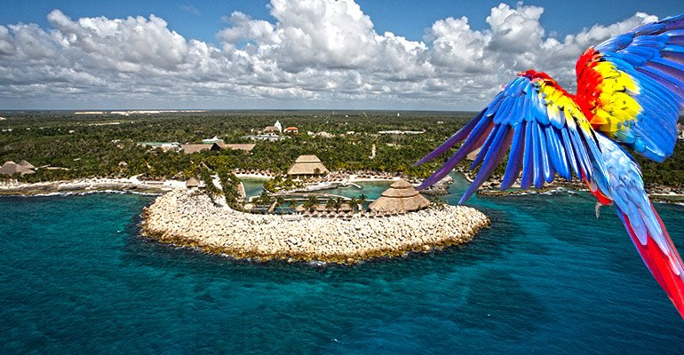 XCARET - day trips in cancun