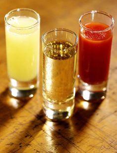 bandera - best tequila drinks