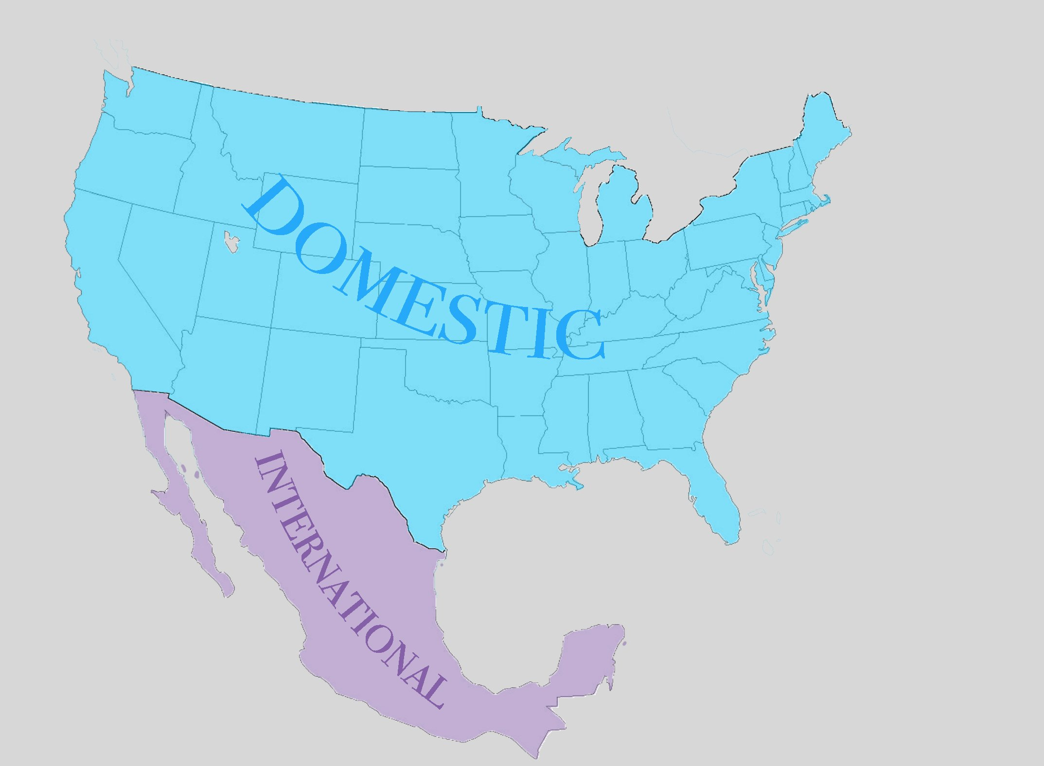 foreign vs domestic (1) a domestic insurer is one formed under the laws of this state (2) a foreign insurer is one formed under the laws of any state, other than this state (3) an alien insurer is one formed under the laws of any country other than a state of.