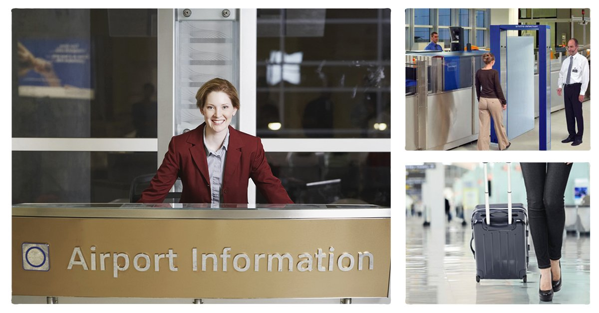 Tips To Quickly and Safely Get Through An Airport