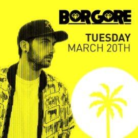 party schedule - Borgore