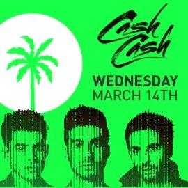 party schedule - Cash Cash