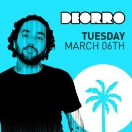 party schedule - Deorro