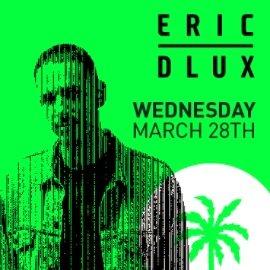 party schedule - Erik D-Lux