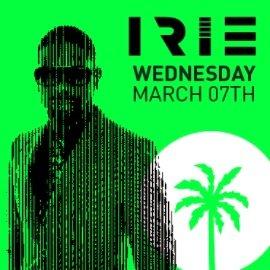 party schedule - Irie
