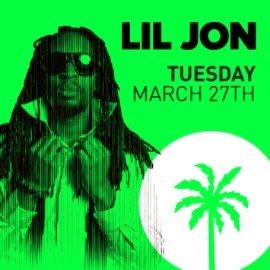 party schedule - Lil Jon