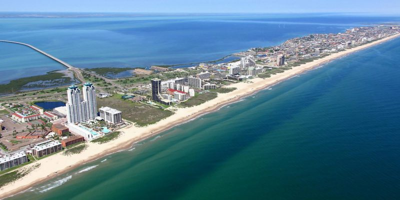 the city of south padre island