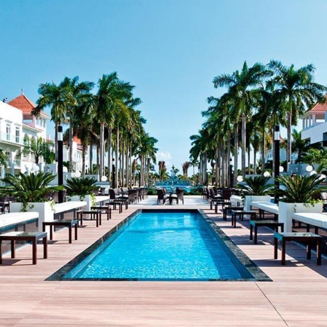 HOTEL RIU PALACE MEXI