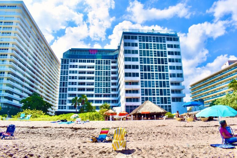 ocean manor Resort